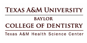 Texas A&M Univeristy Baylor College of Dentistry Biomedical Sciences